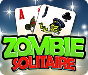Feature screenshot game Zombie Solitaire