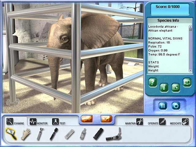 Video for Zoo Vet 2: Endangered Animals