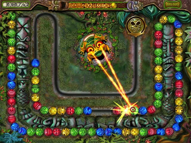 Game screenshot 3 Zuma's Revenge