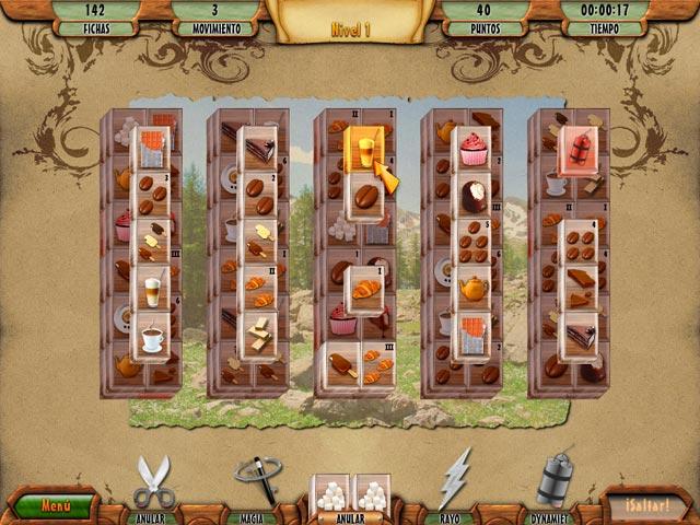 Juegos Capturas 3 3D Mahjong Deluxe
