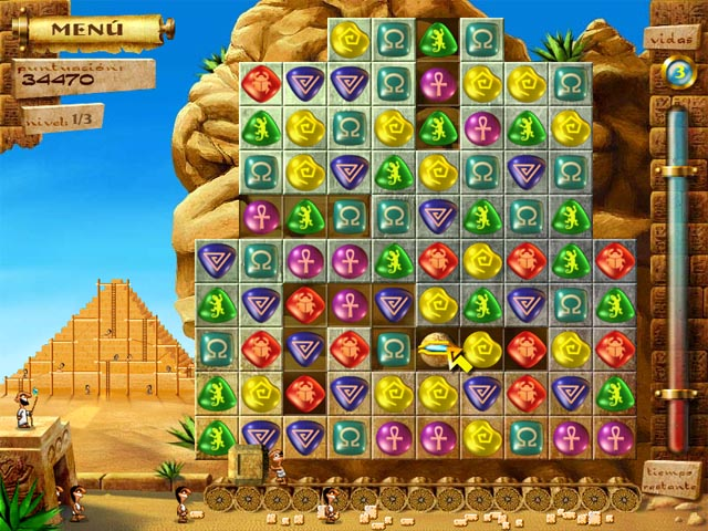Juegos Capturas 1 7 Wonders of the World
