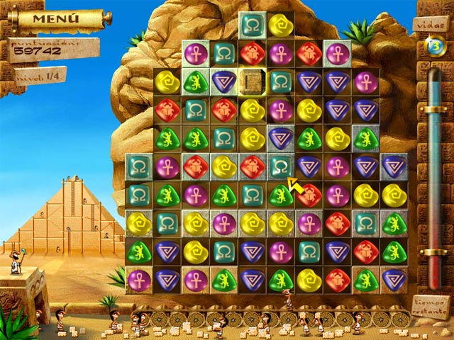 Juegos Capturas 2 7 Wonders of the World
