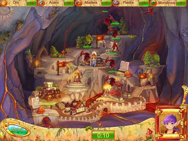 Juegos Capturas 2 A Dwarf's Story