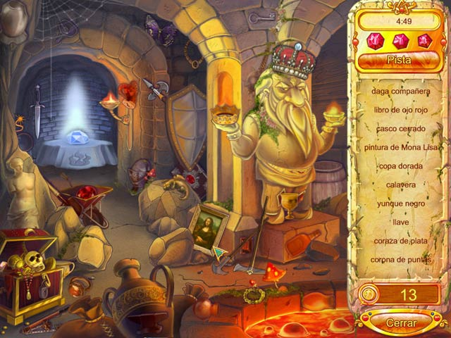 Juegos Capturas 3 A Dwarf's Story