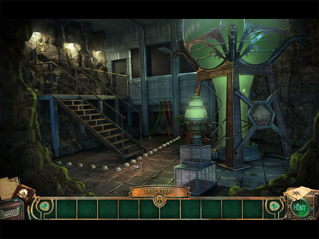 Juegos Capturas 2 The Agency of Anomalies: Mind Invasion Collector's Edition