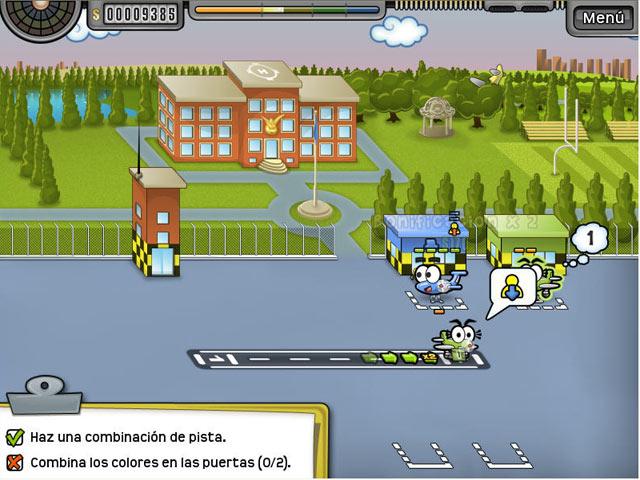 Juegos Capturas 2 Airport Mania 2: Wild Trips