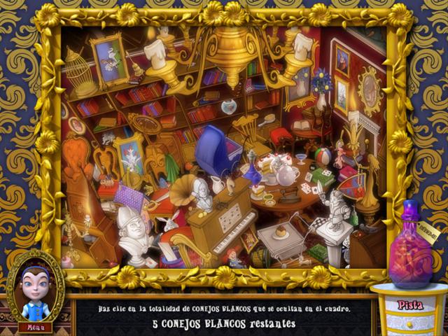 Juegos Capturas 1 Alice's Magical Mahjong