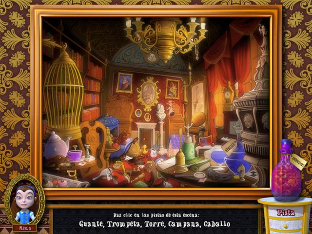 Juegos Capturas 3 Alice's Magical Mahjong