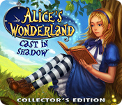 Característica De Pantalla Del Juego Alice's Wonderland: Cast In Shadow Collector's Edition
