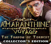 Característica De Pantalla Del Juego Amaranthine Voyage: The Shadow of Torment Collector's Edition