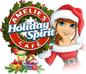 Amelie's Cafe: Holiday Spirit
