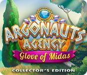 Característica De Pantalla Del Juego Argonauts Agency: Glove of Midas Collector's Edition