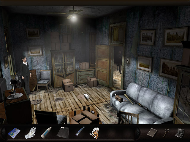 Juegos Capturas 1 Art of Murder: FBI Confidential
