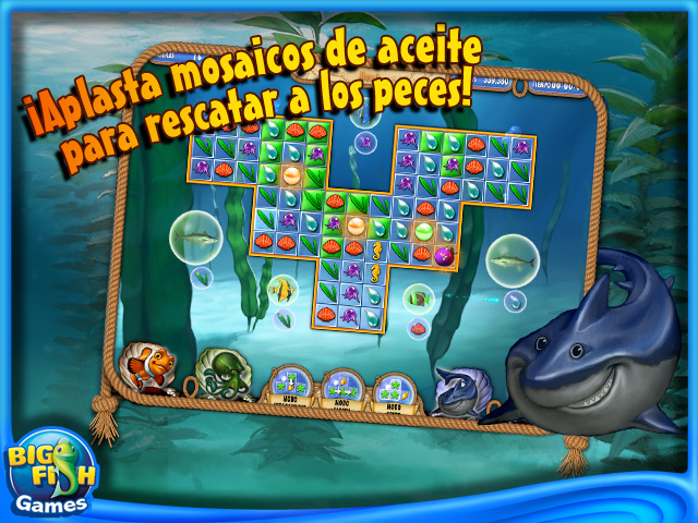 Pantallazo de Atlantic Quest