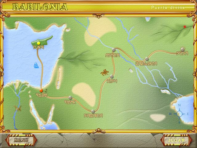Juegos Capturas 3 Atlantis Quest