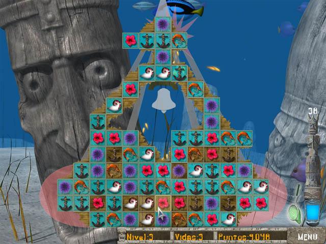 Juegos Capturas 2 Big Kahuna Reef 2 - Chain Reaction