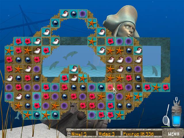 Juegos Capturas 3 Big Kahuna Reef 2 - Chain Reaction