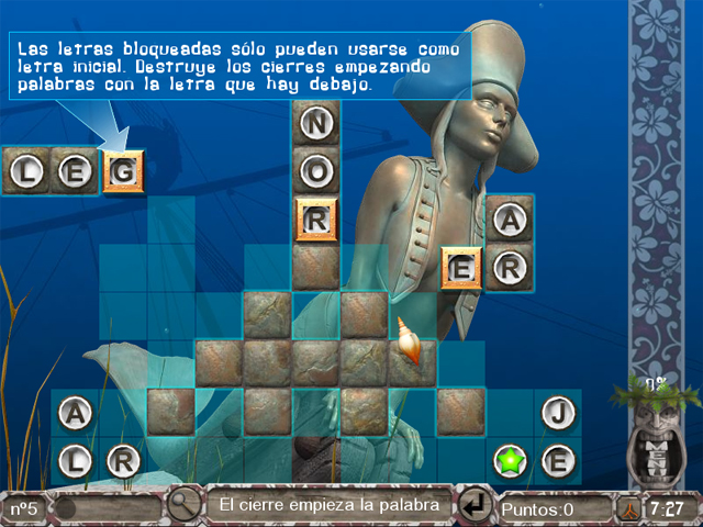 Juegos Capturas 2 Big Kahuna Words