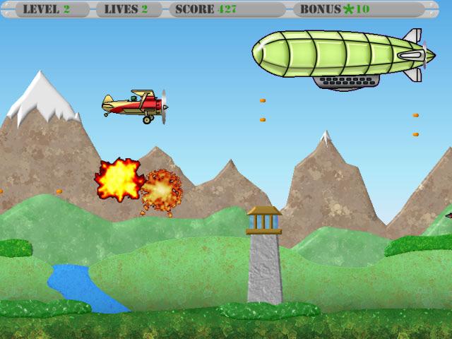 Juegos Capturas 1 Brave Plane