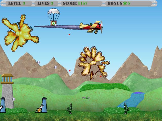 Juegos Capturas 2 Brave Plane
