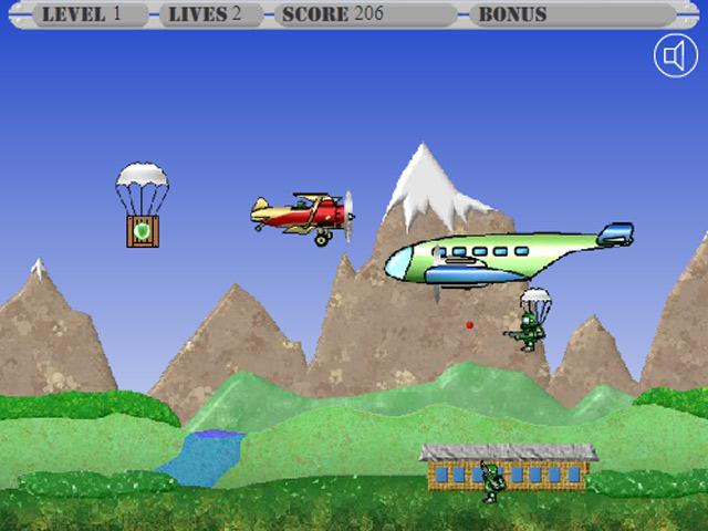 Juegos Capturas 3 Brave Plane