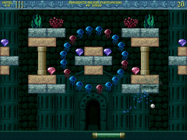 Juegos Capturas 3 Bricks of Atlantis