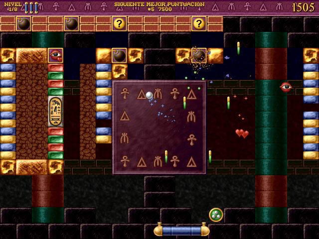 Juegos Capturas 2 Bricks of Egypt 2
