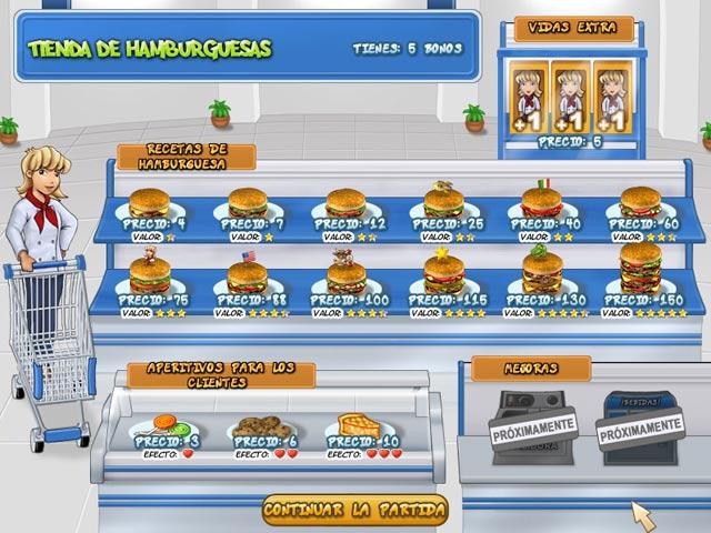 Juegos Capturas 2 Burger Rush