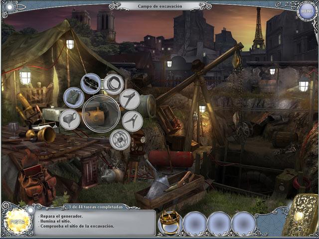 Juegos Capturas 3 Buscadores de Tesoros: El Tiempo Ha Llegado
