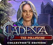 Característica De Pantalla Del Juego Cadenza: The Following Collector's Edition