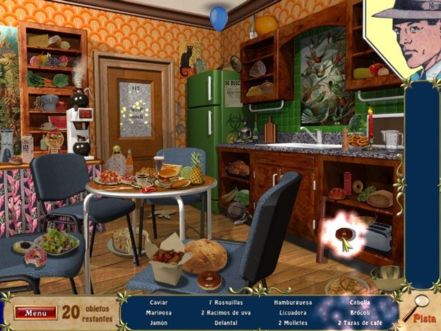 Juegos Capturas 2 Cajun Cop:  Problema en el Barrio Francés