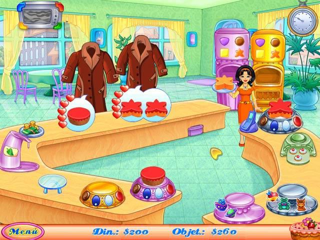 Juegos Capturas 1 Cake Mania Main Street