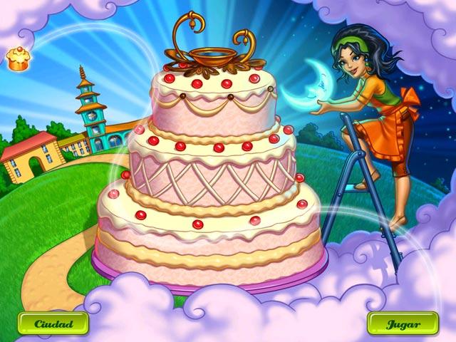 Juegos Capturas 2 Cake Mania Main Street