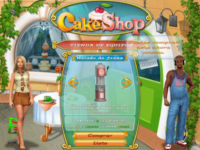 Video de Cake Shop