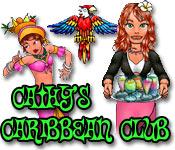 Característica De Pantalla Del Juego Cathy's Caribbean Club