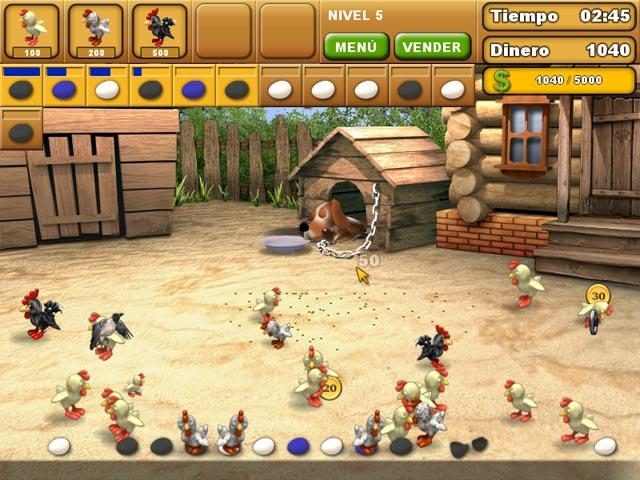 Juegos Capturas 2 Chicken Chase