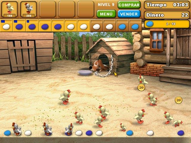 Juegos Capturas 3 Chicken Chase