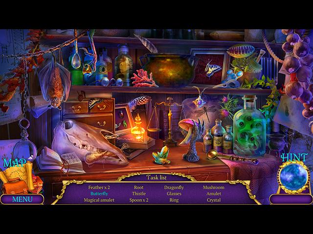 Juegos Capturas 2 Chimeras: Heavenfall Secrets Collector's Edition