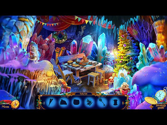 Juegos Capturas 2 Christmas Stories: Enchanted Express Collector's Edition