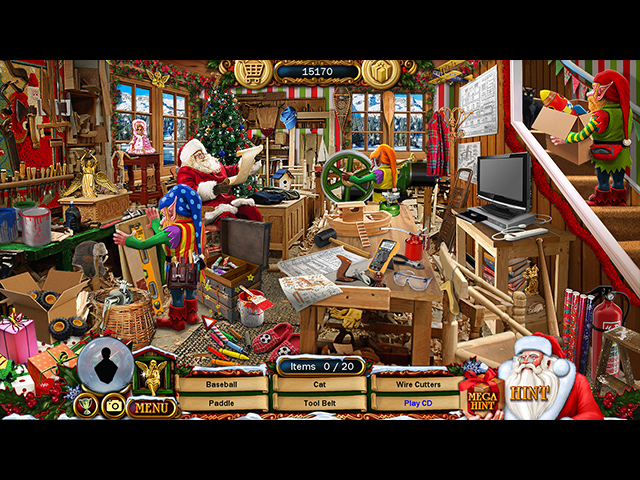 Juegos Capturas 1 Christmas Wonderland 10 Collector's Edition