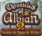 Chronicles of Albian: Escuela de Magia de Wizbury