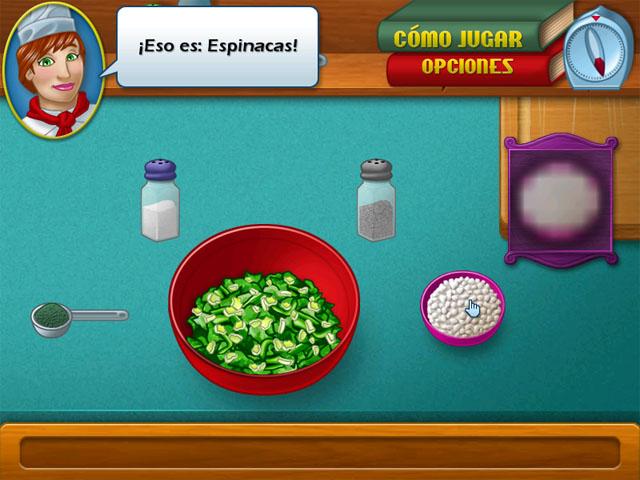 Jugar a cooking academy en l nea juegos en l nea en big fish for Big fish cooking games