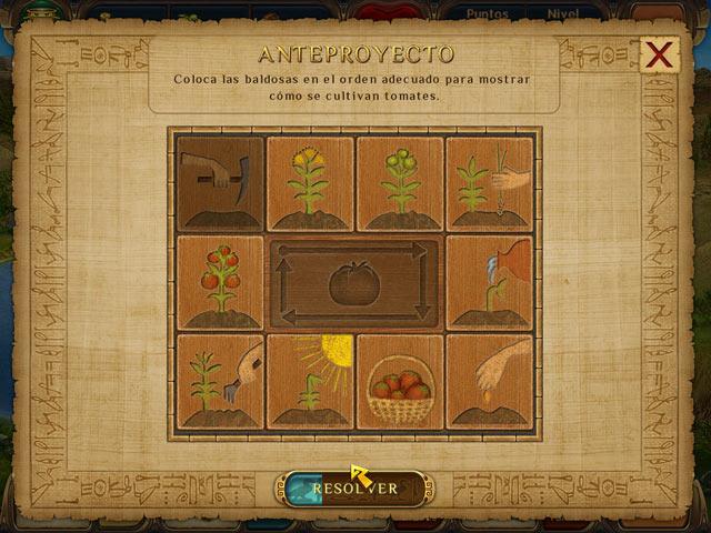 Juegos Capturas 2 Cradle of Egypt