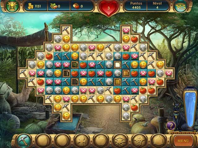 Juegos Capturas 3 Cradle of Egypt