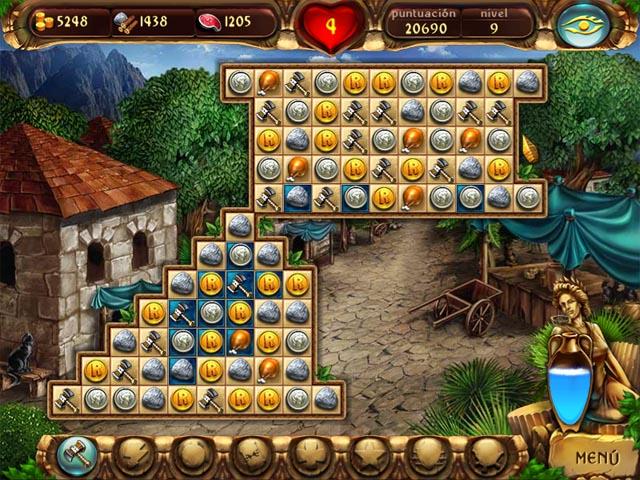 Juegos Capturas 3 Cradle of Rome