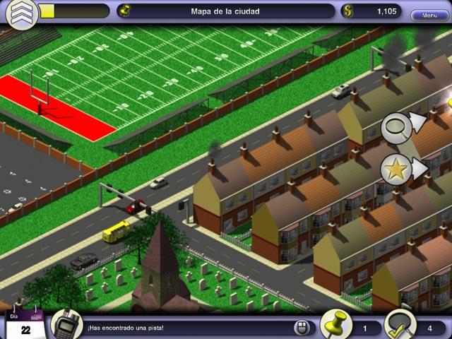 Juegos Capturas 3 Crime Solitaire