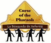Curse of the Pharaoh:  La Búsqueda de Nefertiti