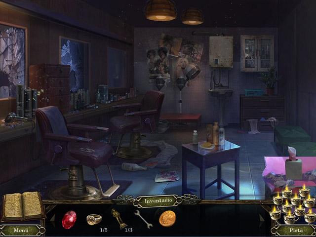Juegos Capturas 2 Cursed Memories: El misterio de Agony Creek