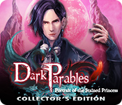 Característica De Pantalla Del Juego Dark Parables: Portrait of the Stained Princess Collector's Edition