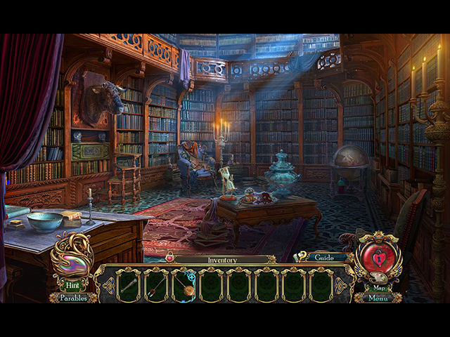 Dark Parables: Portrait of the Stained Princess Collector's Edition img